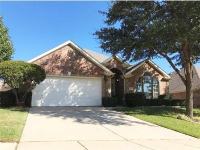 Denton Single Family Home For Sale: 7017 Crenshaw Lane