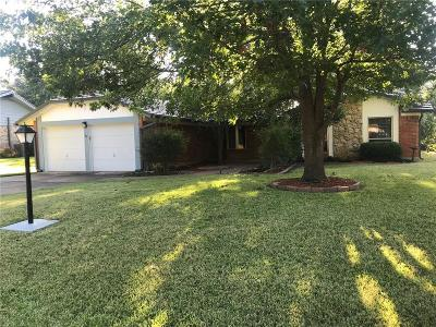 Benbrook Single Family Home For Sale: 3829 Carman Drive