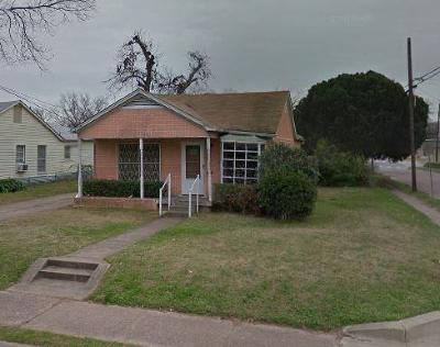 Dallas County Single Family Home For Sale: 2502 Southland Street