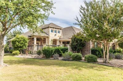 Mckinney Single Family Home For Sale: 1201 Stoneoak Drive