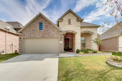 Mckinney Single Family Home For Sale: 1724 Jace Drive