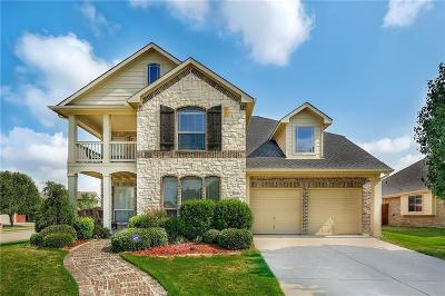 Little Elm Single Family Home For Sale: 2601 Featherstone Drive