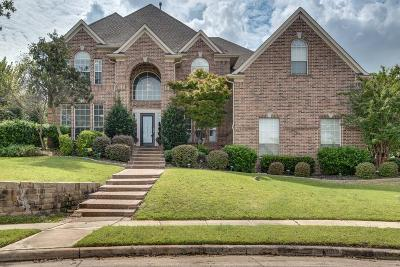 Keller Single Family Home Active Option Contract: 1802 Kendall Court