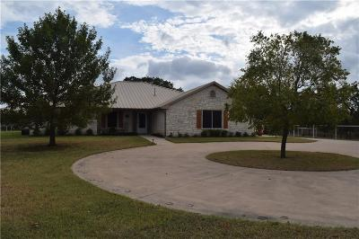 Boyd Single Family Home For Sale: 1845 Fm 2048