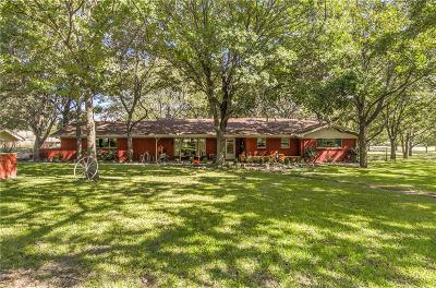Tarrant County Single Family Home For Sale: 353 Diamond Bar Trail