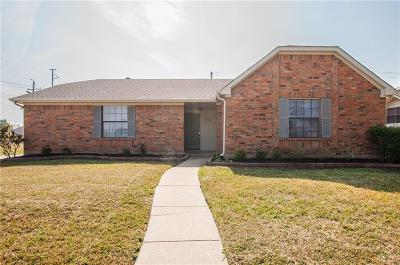 Lewisville Single Family Home For Sale: 1502 Glenmore Drive