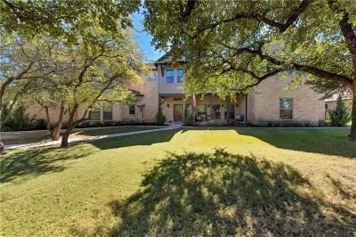 Aledo Single Family Home For Sale: 116 Turkey Creek Drive