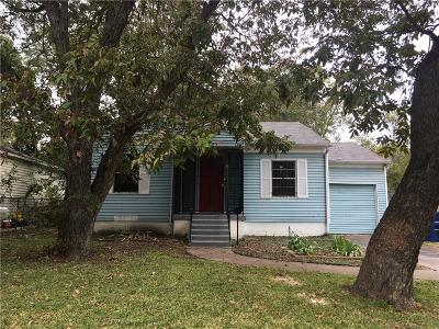 Dallas Single Family Home For Sale: 3123 S Ewing Avenue