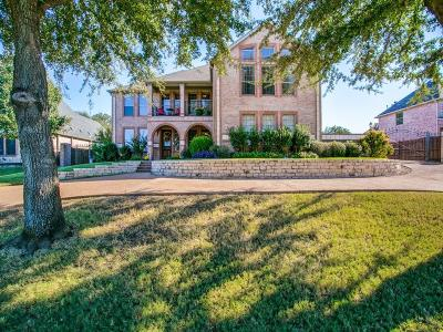 Fort Worth TX Single Family Home For Sale: $494,500