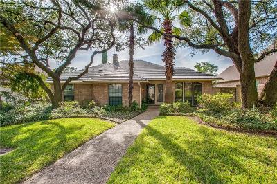 Single Family Home For Sale: 6704 Duffield Drive