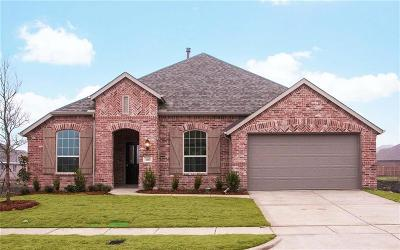 Forney Single Family Home For Sale: 1665 Deerpath