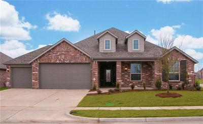 Forney Single Family Home For Sale: 1300 Lawnview