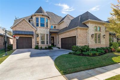 Colleyville Single Family Home For Sale: 5109 Preservation Avenue