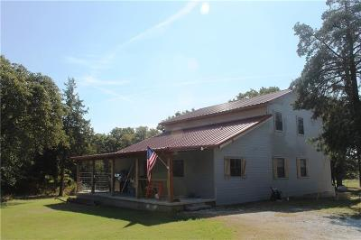 Single Family Home For Sale: 709 County Road 2644