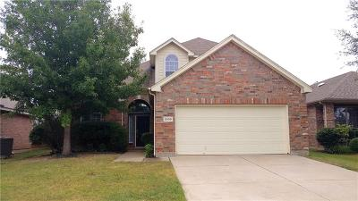 Fort Worth TX Single Family Home For Sale: $254,500