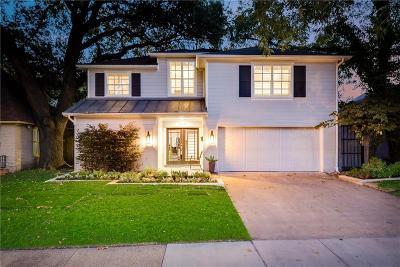 University Park Single Family Home For Sale: 3614 Granada Avenue