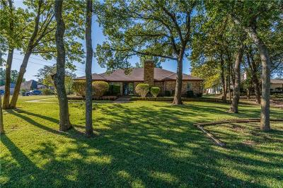 Single Family Home For Sale: 4516 Woodlawn Road