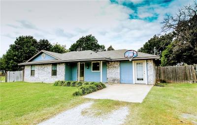 Weatherford Single Family Home For Sale: 293 Zion Hill Loop