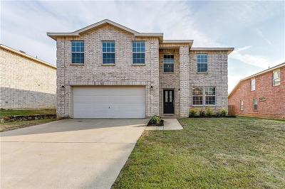 Arlington Single Family Home For Sale: 8407 Shining Waters Lane