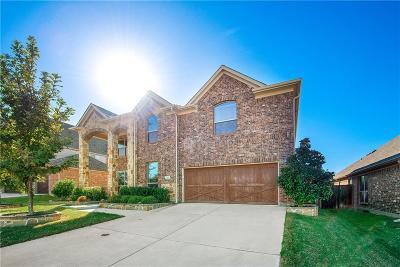 McKinney Single Family Home Active Option Contract: 105 Parkhaven Drive