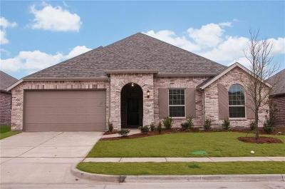 Forney Single Family Home For Sale: 1309 Lawnview