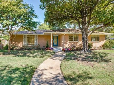 Dallas Single Family Home For Sale: 3423 W Pentagon Parkway