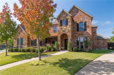 North Richland Hills Single Family Home For Sale: 8309 Flat Rock Court