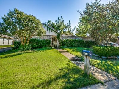 Dallas Single Family Home For Sale: 16112 Fallkirk Drive