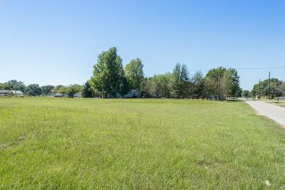 Mabank Residential Lots & Land For Sale: 00 Levee Drive