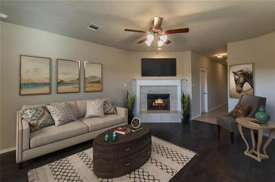 Weatherford Single Family Home For Sale: 2536 Old Buck Drive