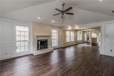 Richardson Single Family Home For Sale: 1108 Richland Oaks Drive