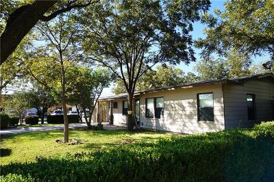 Farmers Branch Single Family Home For Sale: 2503 Greenhurst Drive