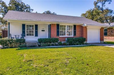 Dallas TX Single Family Home For Sale: $365,000