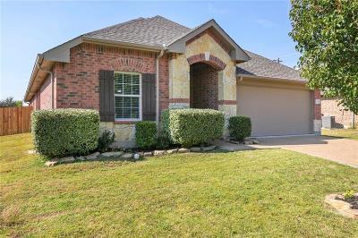 Little Elm Single Family Home For Sale: 2581 Saddlehorn Drive