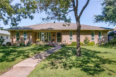 Dallas Single Family Home For Sale: 9951 Faircrest Drive