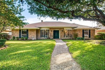 Richardson Single Family Home For Sale: 624 Harvest Glen Drive