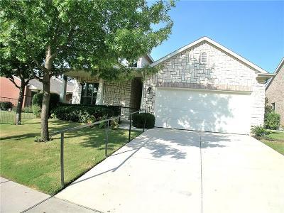 Denton Single Family Home For Sale: 6820 Algarve Drive