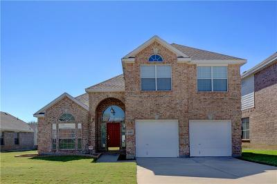Single Family Home For Sale: 6805 Muleshoe Lane