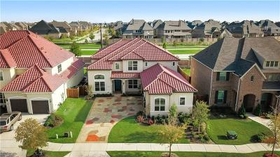 Frisco Single Family Home For Sale: 1276 Echols Drive