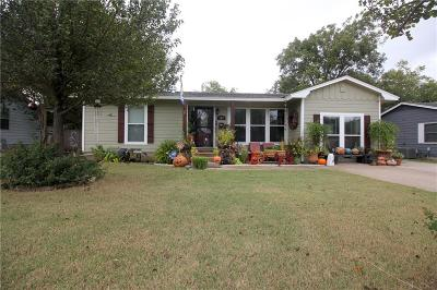 Waxahachie Single Family Home For Sale: 319 Coleman Street