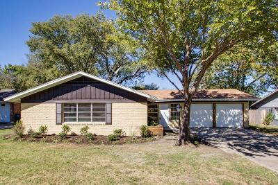 Fort Worth TX Single Family Home Sold: $189,000