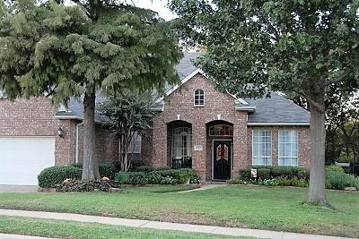 Flower Mound Single Family Home For Sale: 1521 Pearl River Drive