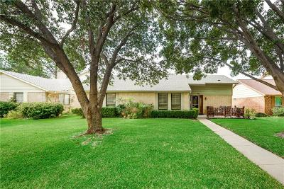 Lewisville Single Family Home For Sale: 662 Glenhill Lane