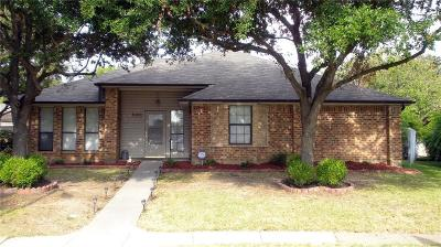 Mesquite Single Family Home For Sale: 3100 Shadywood Court