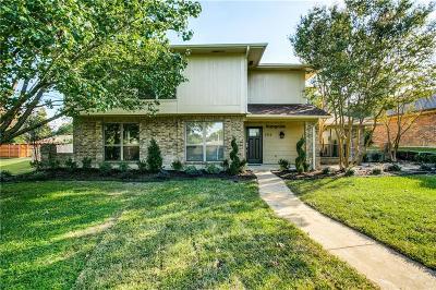 Richardson Single Family Home For Sale: 1710 Woodcreek Drive