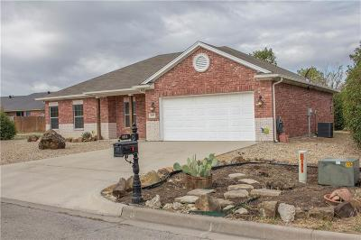 Weatherford Single Family Home For Sale: 1875 Pheasant Drive