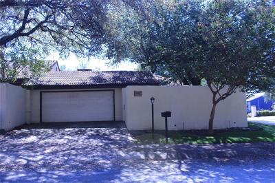Townhouse For Sale: 8402 Oak Stream Drive