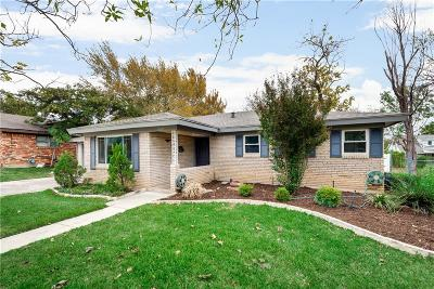 North Richland Hills Single Family Home For Sale: 5004 Wyoming Trail