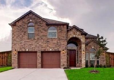 Corinth Single Family Home For Sale: 3400 Verona Drive