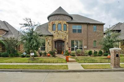 Collin County Single Family Home For Sale: 3410 Leameadow Drive